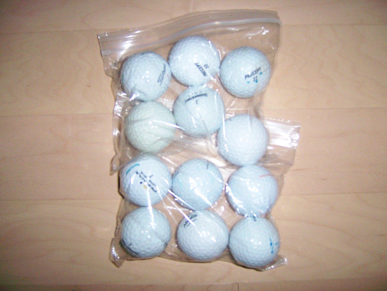 Titleiest Pre Owned Golf Balls Dozen  BNK1202