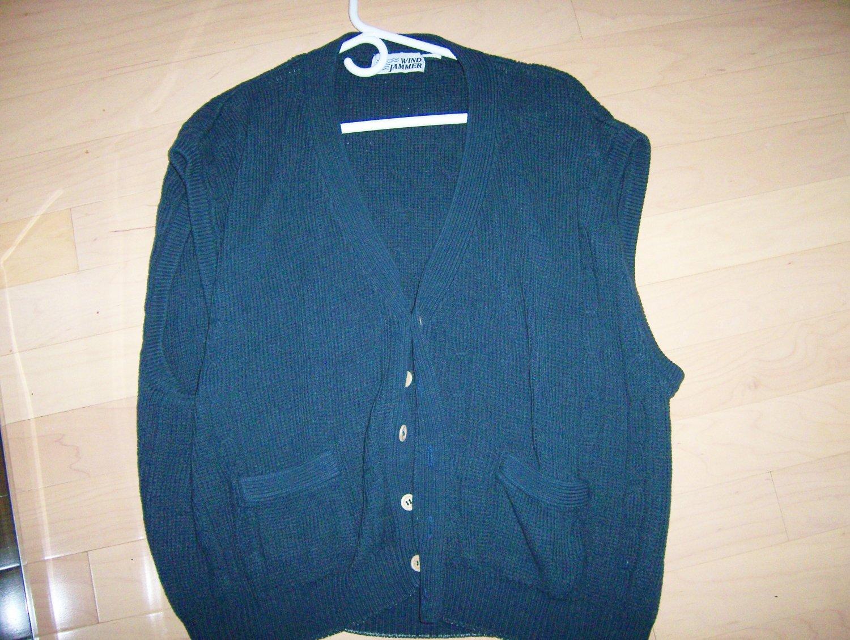 Men's Green Vest By WindJammer  XXL Tall  BNK1204