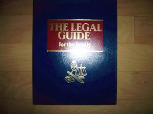 Legal Guide For The Family  BNK1283