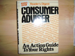 Consumer Advisor An Action Guide  BNK1286