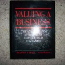 Valuing A Business  BNK1297
