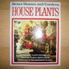 House Plants Better Homes & Gardens Book  BNK1320