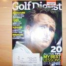 Golf Digest  Magazine  Sept 2009  BNK1331