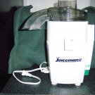 Juiceman Juice Maker W Attachments & CD's BNK1343