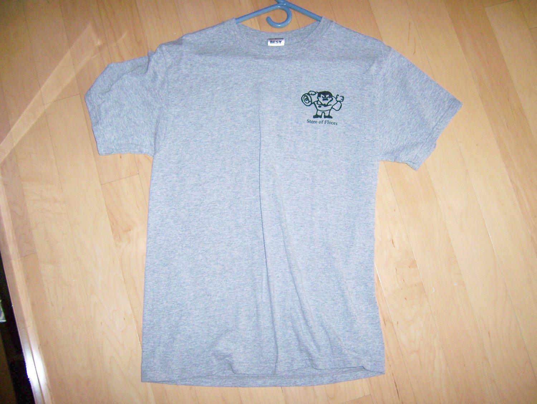 Shirt Short Sleeve Unisex  Med By Fruit Of The Loom Best BNK1404