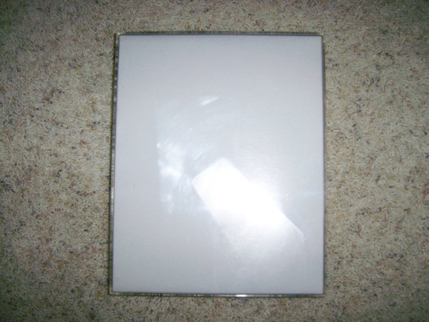 Picture Frame Clear  10x8  BNK1414