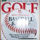 Golf Magazine April 2011 BNK1426