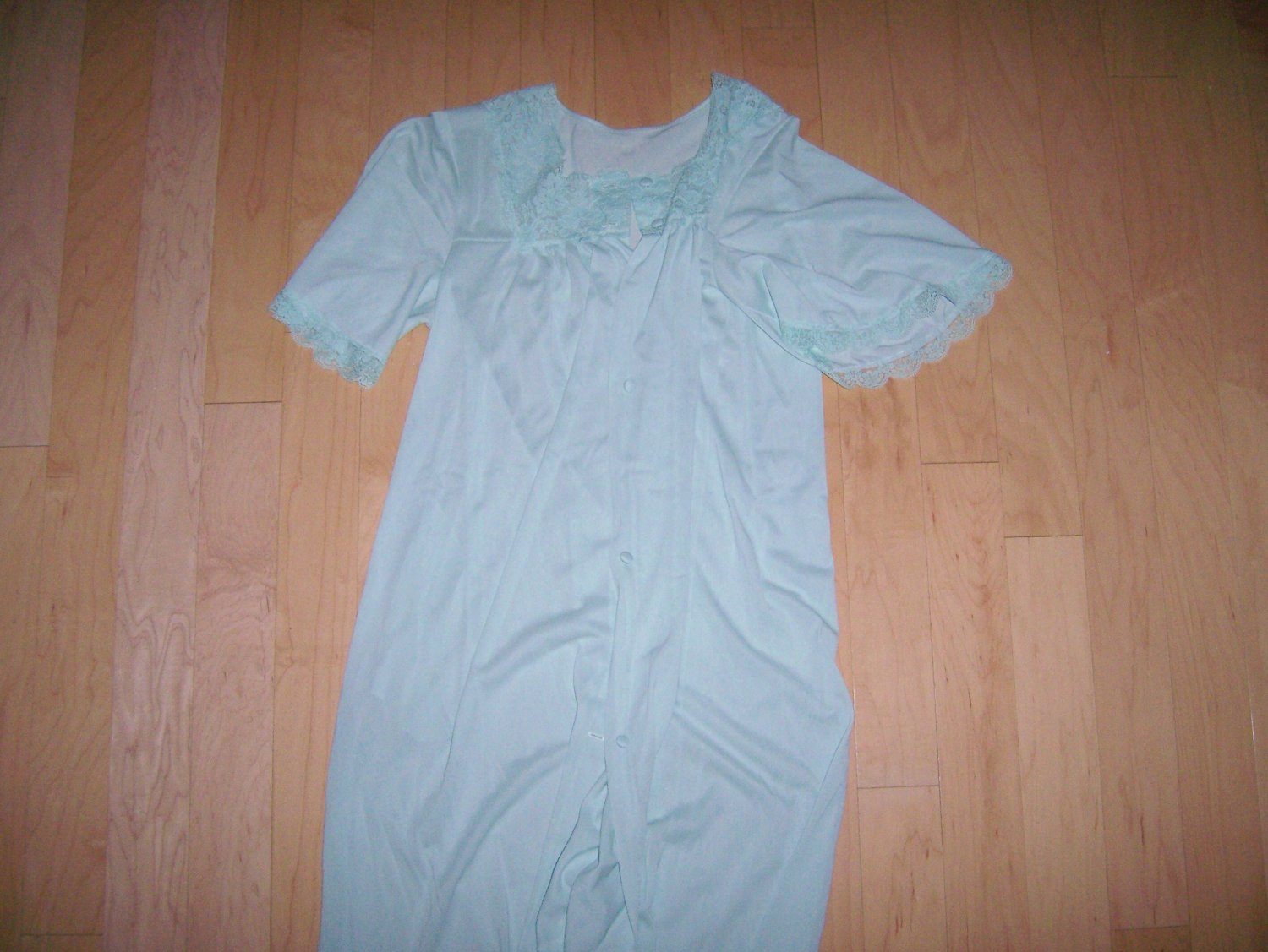 Cover Up Light Blue Size 34  Lace Trimmed BNK1441