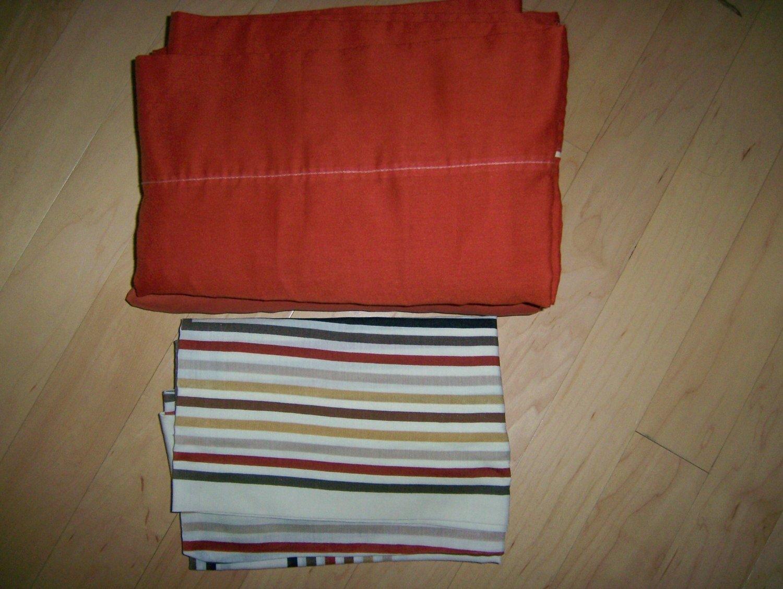 Bed Sheets Set Regular Bed Size Light Burgandy BNK1448