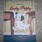 "Walt Disney's ""Lucky Puppy"" BNK1495"