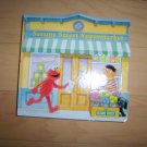 Sesame Street Supermarket Illustrated Hard Cover BNK1506
