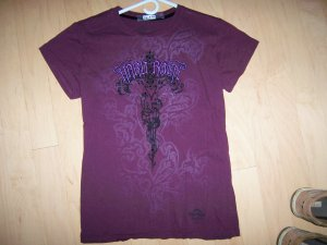 Hard Rock Marroone Medium Shirt BNK1552
