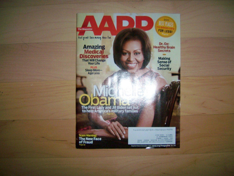 AARP Magazine Sept/Oct 2011  BNK1585
