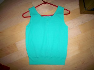 Ladies Tank Top Green Size 10  BNK1623