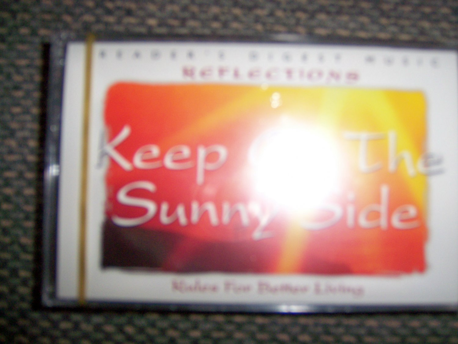 "Cassettes Relection Series ""Keep On The Sunny Side"" BNK1628"