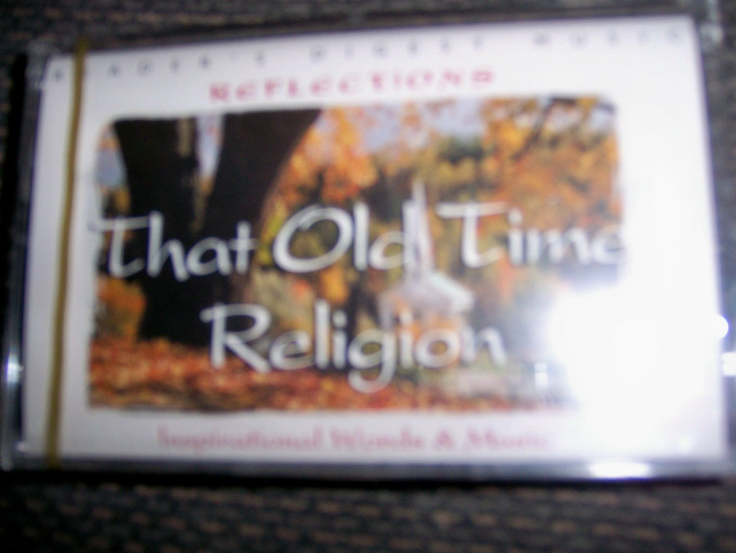 "Cassette Reflection Series ""That Old Time Religion: BNK1635"