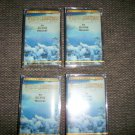 "Cassettes Set Of Four  ""White Christmas"" BNK1658"