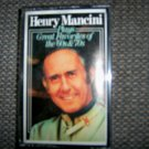 "Cassette The ""Henry Mancini Great Favorites Of The 60's & 70's BNK1662"