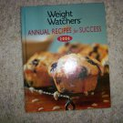 Weight Watchers Annual Recipes For Success BNK1693