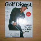 Golf Digest Magazine April 2009  Phil Mickelson  BNK1818