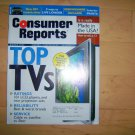 Consumers Reports Magazine March 2008  BNK1823