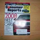 Consumer Digest  MagazineApril 2008  BNK1822