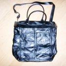 Black Bucket Type Purse Shoulder.Carry BNK1876