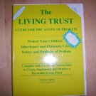 The Living Trust-How To Draw A Will-Escape Probate BNK1917