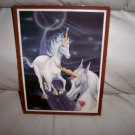Two Unicorns Playing On The Road  BNK1941