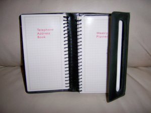 Organizer  Pocket/Purse Size Very Compact BNK1947