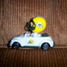Packers NFL Convertable Driver Has Bobble Head  BNK1992