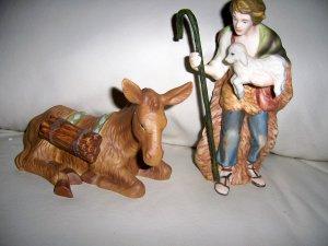 Ever Faithful Shephard And Faithful Donkey  BNK2004
