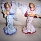 Heavenly Songs & Heavenly Melodies Set Of 2 Angels  BNK2005