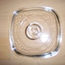 "Pyrex Glass Cover 6"" Marked As 7 BNK2196"