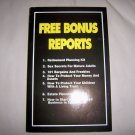 Free Bonus Reports  Booklet  BNK2255