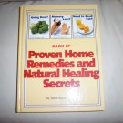 Proven Home Remedies And Natural Healing Secrets BNK2279