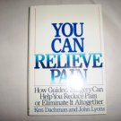 You Can Relieve Pain  BNK2298