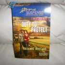 """""""Duty To Protect"""" Book  BNK2334"""