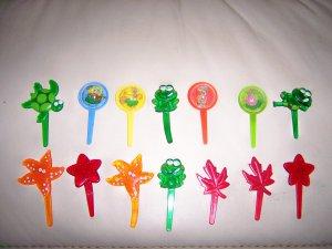 Party Celebration Sticks Displays  BNK2351