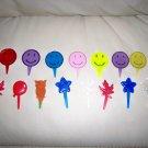 Holiday Party Decorative Sticks Set Of 18  BNK2352