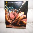 Microwaving Meats  Hardcover Jacketted Book  BNK2504