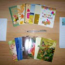 Greeting Cards,Envelopes,Note Pads & Pen  BNK2508