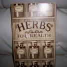 Herbs Brochure   BNK2615