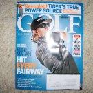 Golf Magazine Tiger's True Source BNK2779