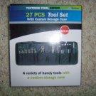 27 Pcs Tool Set in Storage Case BNK2791