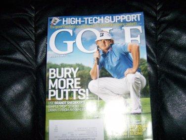 Golf Magazine November 2013  BNK2820