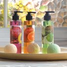 Tropical Fruits Shower Gel Set