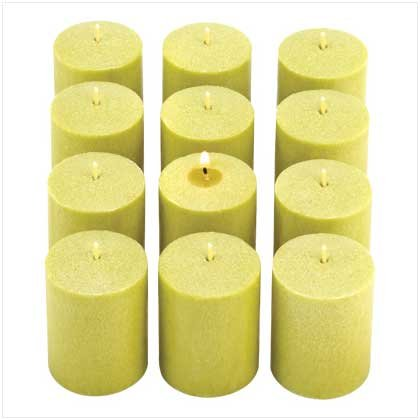 Citrus & Sage Votive Candles