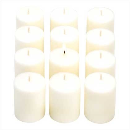 Fresh Linen Votive Candles