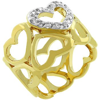 Serious Love Ring